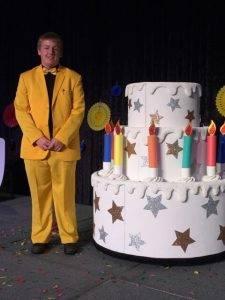 Jumbo Pop Cake