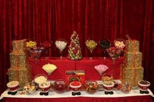 lolly buffet christmas