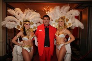 Timm and Show Girls